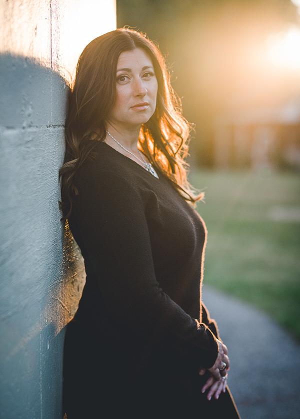 Amber McMahon